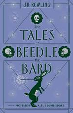 The Tales of Beedle the Bard book