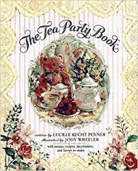 The Tea Party Book book