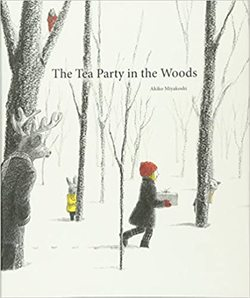 The Tea Party in the Woods book