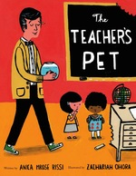 The Teacher's Pet book