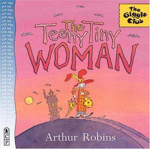 The Teeny Tiny Woman book