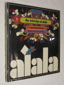 The teletrips of Alala book