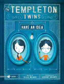 The Templeton Twins Have An Idea book