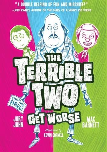 The Terrible Two Get Worse book