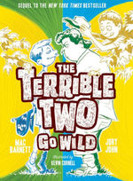The Terrible Two Go Wild book