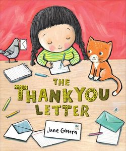 The Thank You Letter book