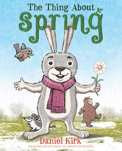 The Thing About Spring book