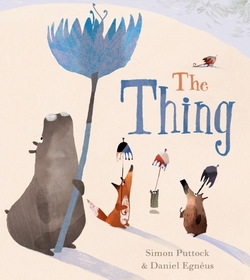 The Thing book