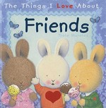 The Things I Love about Friends book
