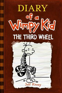 The Third Wheel book