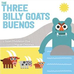 The Three Billy Goats Buenos book