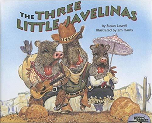 The Three Little Javelinas book