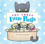 The Three Little Pugs book