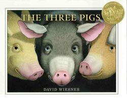 The Three Pigs book