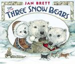 The Three Snow Bears book