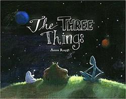The Three Things book