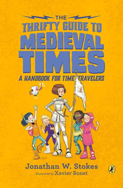 The Thrifty Guide to Medieval Times book