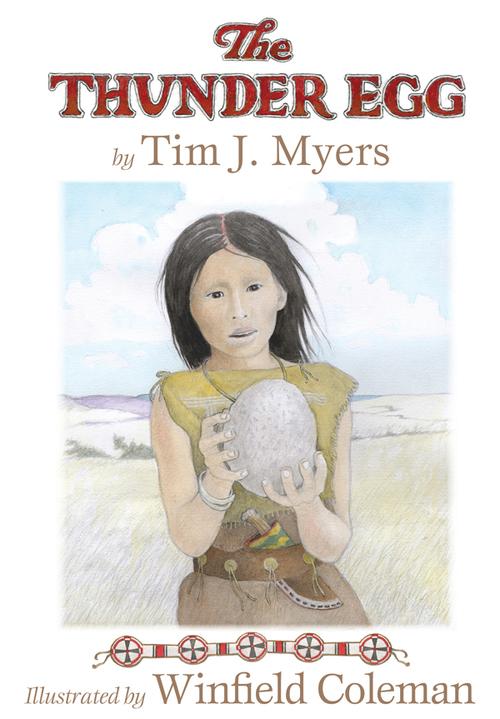 The Thunder Egg Book