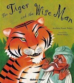 The Tiger and the Wise Man book