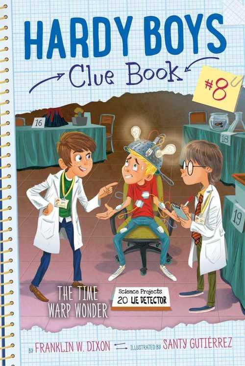The Time Warp Wonder book