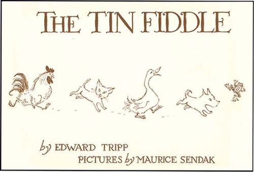 The Tin Fiddle book