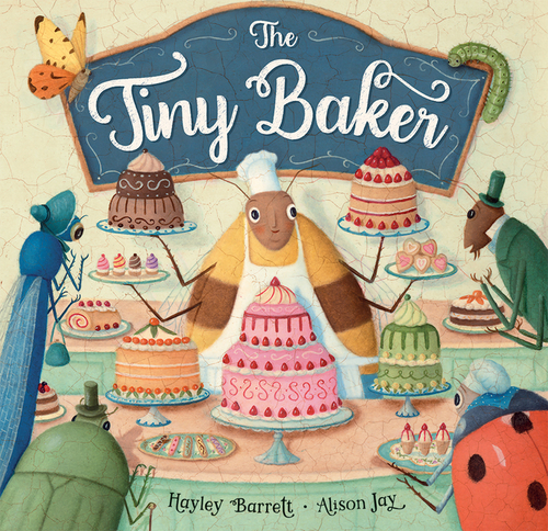 The Tiny Baker book