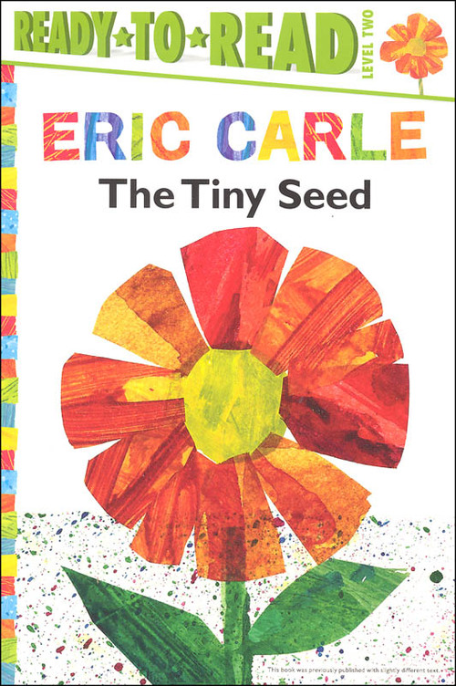 The Tiny Seed book