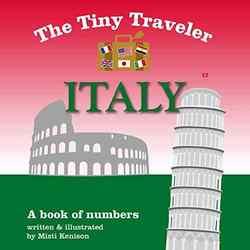 The Tiny Traveler: Italy book