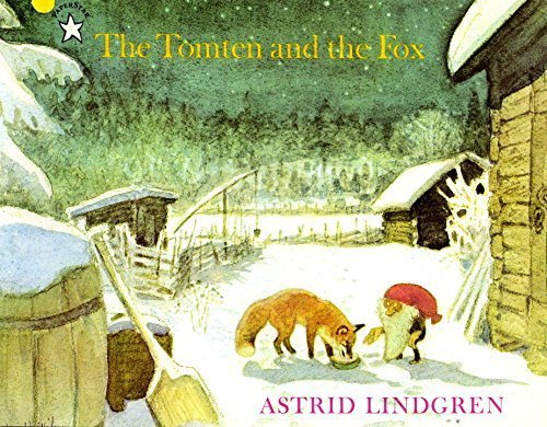 The Tomten and the Fox book