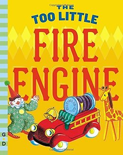 The Too Little Fire Engine book