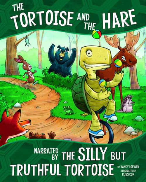 The Tortoise and the Hare, Narrated by the Silly But Truthful Tortoise book