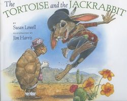 The Tortoise and the Jackrabbit book