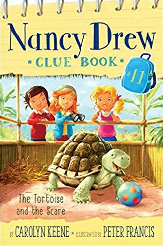 The Tortoise and the Scare (Nancy Drew Clue Book) book