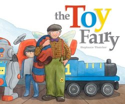 The Toy Fairy book