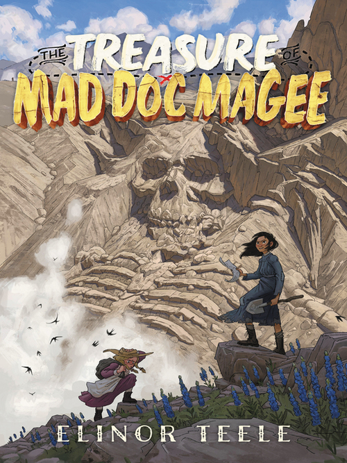 The Treasure of Mad Doc Magee book