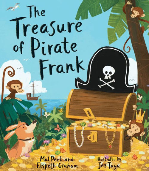 The Treasure of Pirate Frank Book