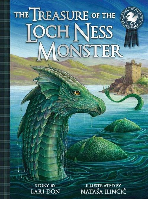 The Treasure of the Loch Ness Monster book