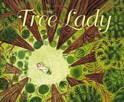 The Tree Lady book