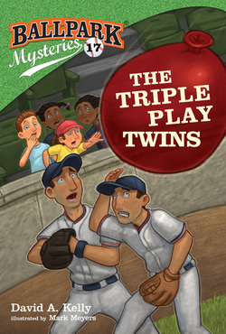The Triple Play Twins book