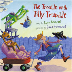 The Trouble with Tilly Trumble book
