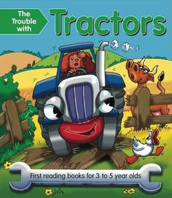 The Trouble with Tractors book