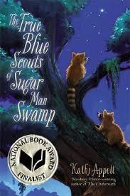 The True Blue Scouts of Sugar Man Swamp book