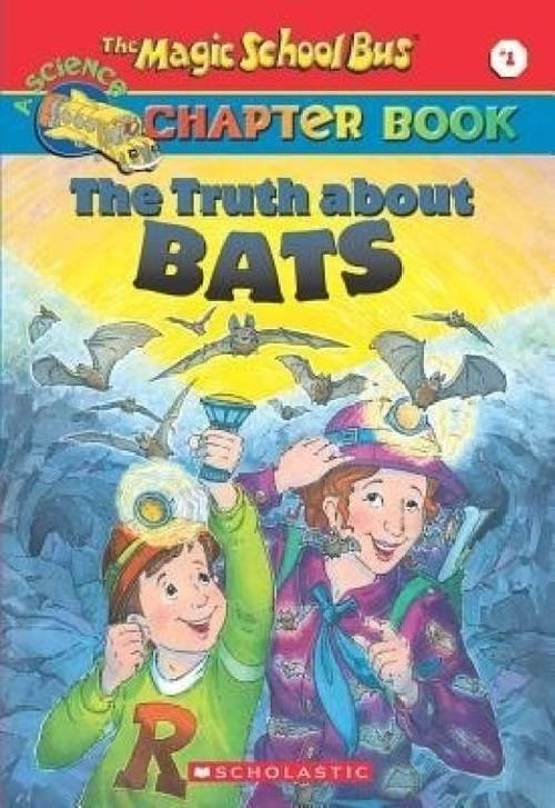 The Truth about Bats book