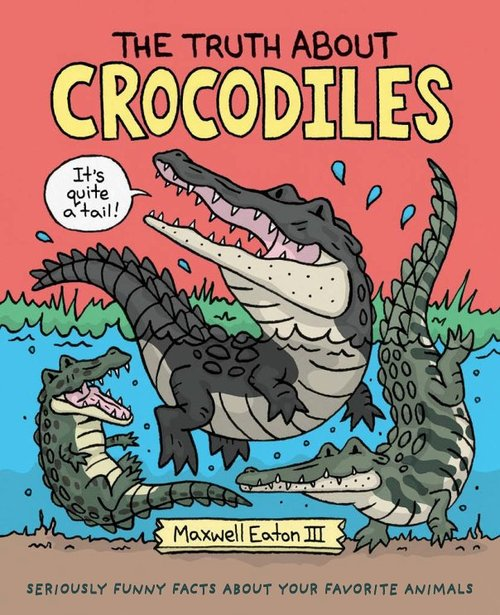 The Truth About Crocodiles book
