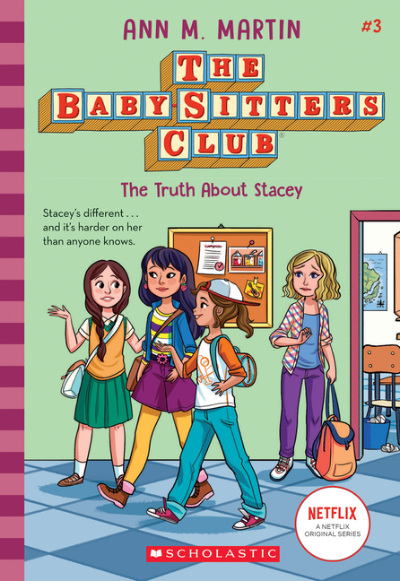 The Truth about Stacey book