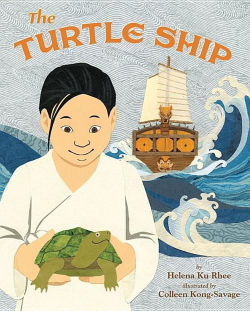 The Turtle Ship book