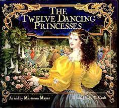 The Twelve Dancing Princesses book