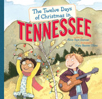 The Twelve Days of Christmas in Tennessee book