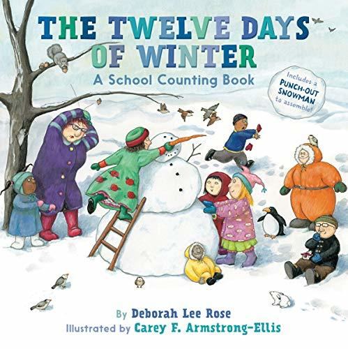The Twelve Days of Winter book