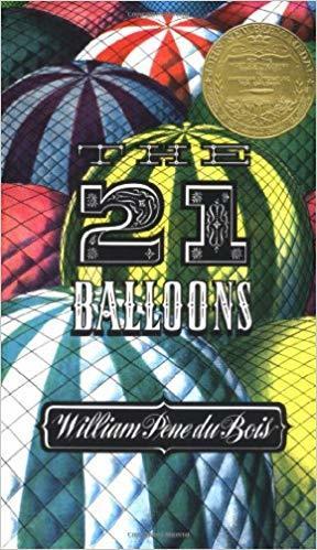 The Twenty-One Balloons (Puffin Modern Classics) book